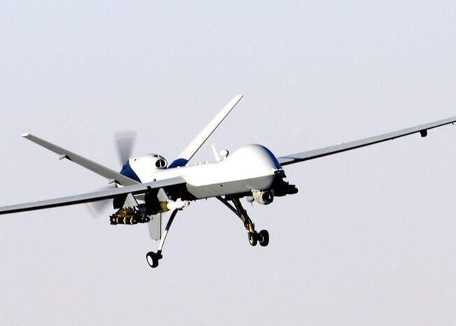 A surveillance UAV, the General Atomics MQ-9 Reaper. Panella believes the self-driving industry can learn from the disciplines of UAV development and production. Pic: US Air Force
