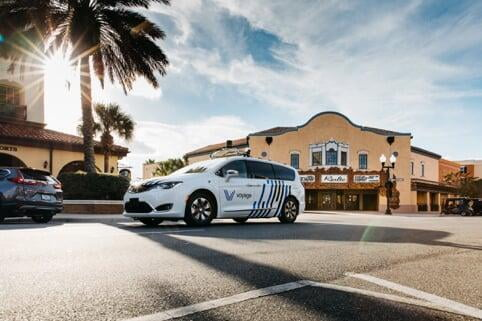 The best place to test autonomous cars? Retirement villages